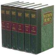 Puritan Matthew Henyr Bible Commentary