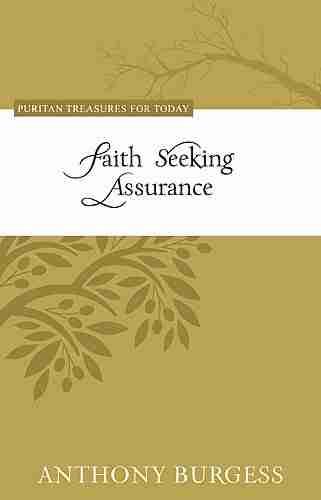 Puritan Anthony Burgess On Assurance RHB