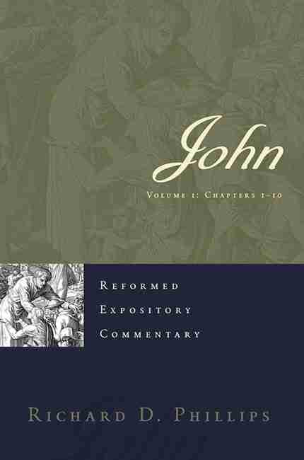 Christian Theological Books Bible Commentaries Presbyterian & Reformed John