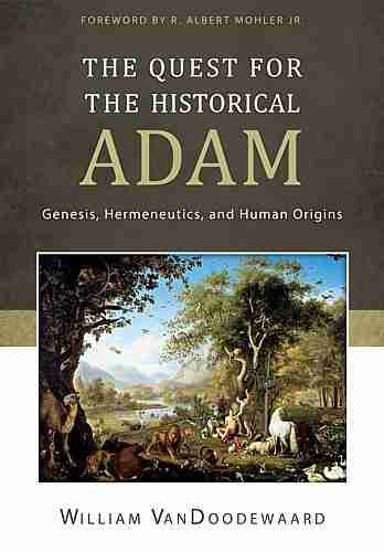 RHB Christian Theological Books Reformation Heritage Books Historical Adam