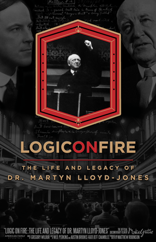 D. M. Lloyd-Jones Logic on Fire DVD