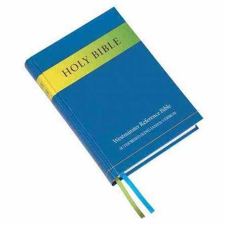 Westminster Reference Bible Colour Hardback