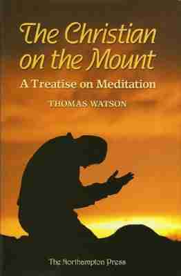 """This scarce work by the beloved Puritan Thomas Watson has been out of print since the early 19th century. It calls us to love God with our minds by thinking on things of eternal significance. """"The Puritans were thoroughly Reformed, consistent, and persistent in using 'the art of meditation' as an important spiritual discipline and half-way house between the reading of Scripture and prayer. More than forty Puritans wrote books on the subject. Today we have reaped the fruits of not understanding that a non-meditative, mindless Christianity soon produces a spineless Christianity. Thomas Watson's guide for meditation is one of the best and briefest on the subject. If you wish to transform your spiritual disciplines for the better, read, re-read, and then put into practice this precious little book."""" -- Dr. Joel R. Beeke, Puritan Reformed Theological Seminary Grand Rapids, Michigan Table of Contents: The Doctrine Stated The Nature of Meditation Meditation Is a Duty How Meditation Differs from Memory How Meditation Differs from Study The Subjects of Meditation The Necessity of Meditation The Reason Why There Are So Few Godly Christians Use of Reproof Use of Exhortation Objections Answered Concerning Occasional Meditations The Most Fitting Time for Meditation How Long Christians Should Meditate The Usefulness of Meditation The Excellence of Meditation Divine Motives to Meditation Rules Concerning Meditation Appendix: A Christian on Earth Still in Heaven"""