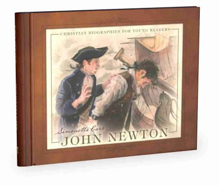 john newton by simonetta carr reformation heritage books
