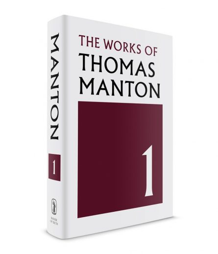 The Works of Thomas Manton banner of truth christian evangelical puritan books