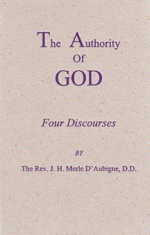 daubigne authority of GodS Sprinkle publications